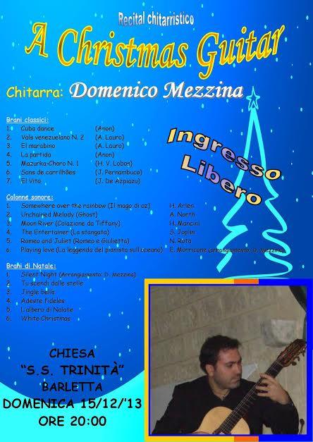 A Christmas Guitar 2013