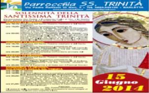 Foto Festa SS. Trinità 15 Giugno 2014