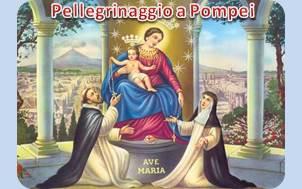Pellegrinaggio a Pompei 05/10/2014