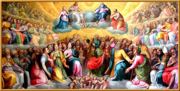 Festa di tutti i Santi – 31/10/2014