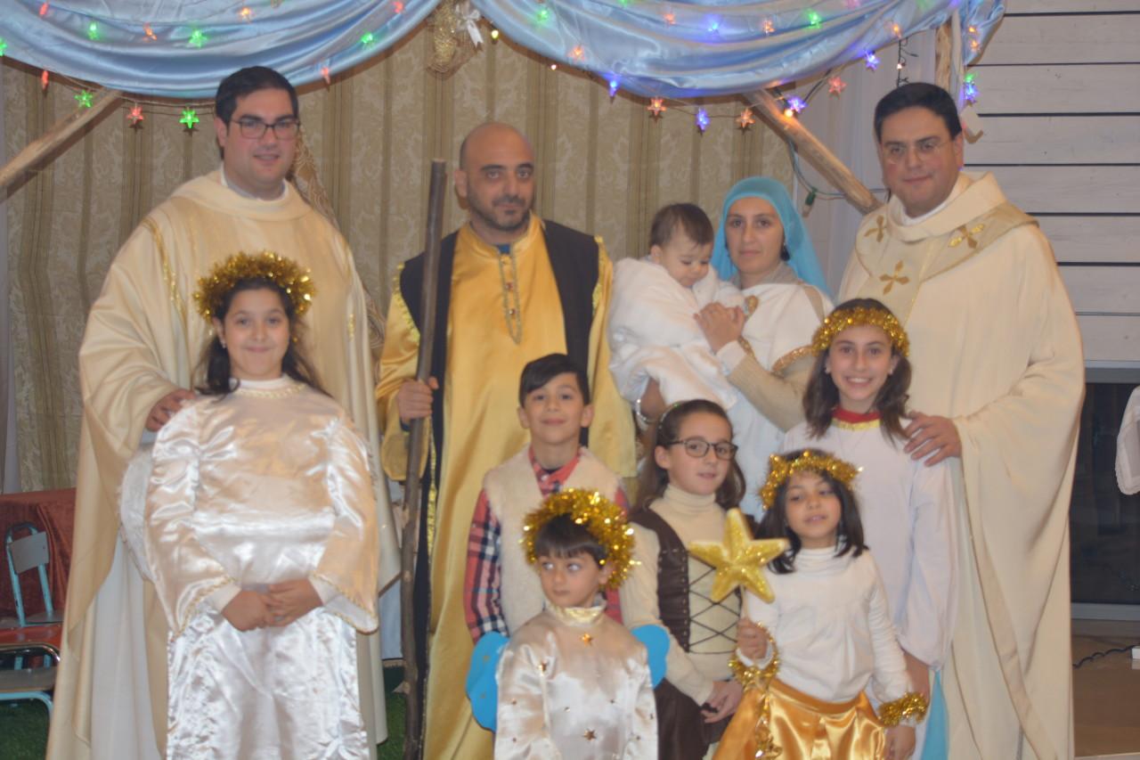 Santa Messa della notte di Natale 2017