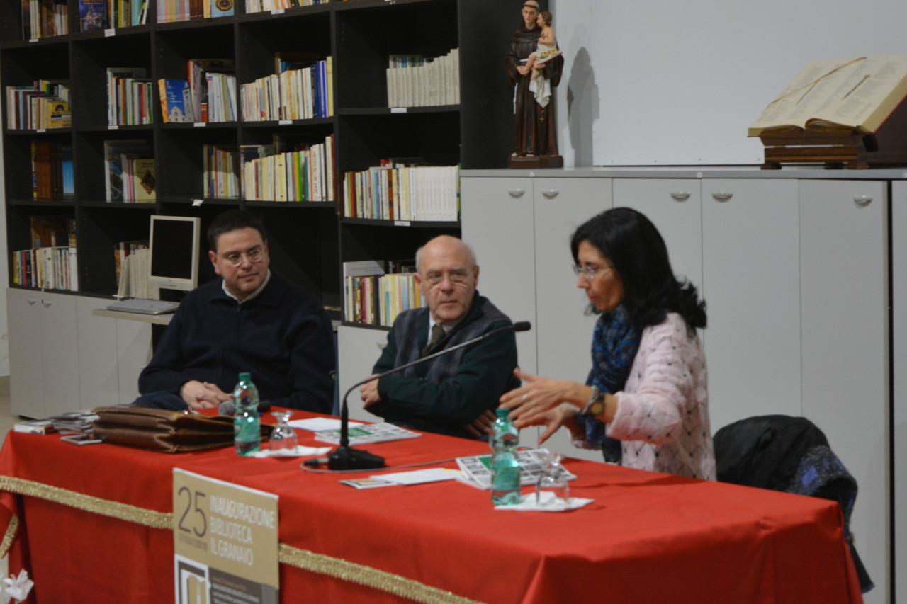 """Biblioteca """"Il granaio"""" – Scrittore Renato Russo"""